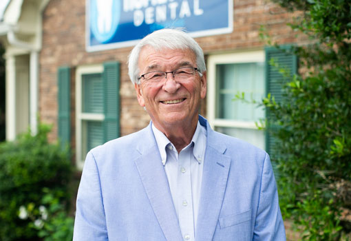 Hometown Dental Richmond dentist Dr. Kemper